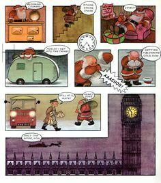 BURGLAR BILL by Janet and Allan Ahlberg   Children's Book Illustrations   Pinterest
