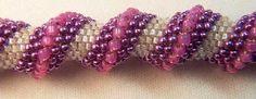 Spiral Stitch Beaded Jewelry Tutorials - The Beading Gem's Journal