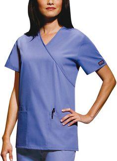 7acca3491a7 Cherokee Uniforms, Cherokee Scrubs, Scrub Tops, Tie Backs, Nursing Wear,  Work