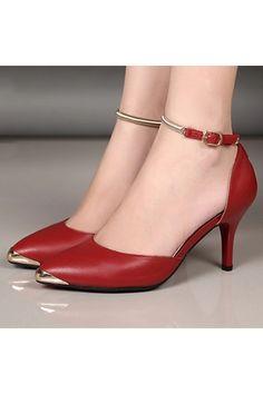 Mua Giày cao gót VNXK CG99 (Đỏ) mẫu mới, đẹp, giá tốt tại Lazada.vn, giao hàng tận nơi, với nhiều chương trình khuyến mãi giảm giá hấp dẫn. Sexy Sandals, Glitter Shoes, Beautiful Shoes, Kitten Heels, Footwear, Pumps, Fashion, Slippers, Boots