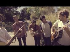"""""""I Got"""" [Young the Giant] - I like this acoustic version better than the original."""