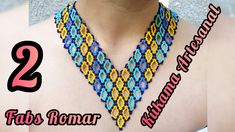 Crochet Necklace, Bracelets, Youtube, Jewelry, Chokers, Necklaces, Creativity, Patterns, Locs