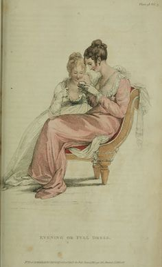 EKDuncan - My Fanciful Muse: Regency Era Fashions - Ackermann's Repository 1810