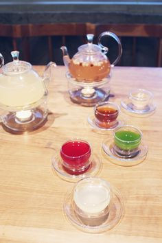 Hurom Tea Selection Pulp Recipe, The Selection, Panna Cotta, Tea, Ethnic Recipes, Food, Teas, Meals, Tees