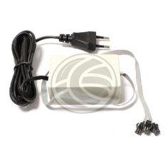Inversor para cable electroluminiscente tipo 220VAC para longitud de 3x4m  www.cablematic.es/producto/Inversor-para-cable-electroluminiscente-tipo-220VAC-para-longitud-de-3x4m/