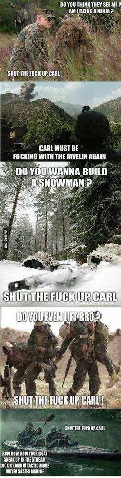 Carl Did It Again! F**king Carl!