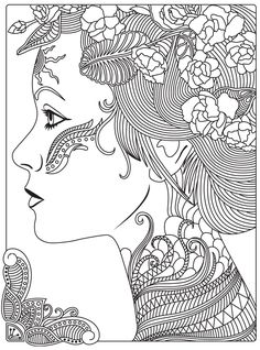 women colorish coloring book app for adults mandala relax by goodsofttech - Coloring Book App For Adults