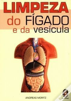 Capa do livro - Limpeza do fígado e vesícullimpeza do figado