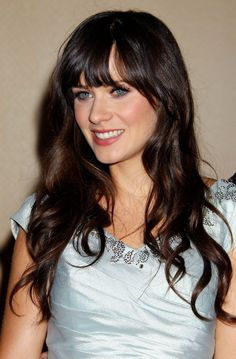 zooey deschanel hair - Google Search
