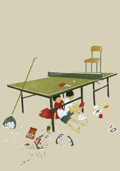 Ping Pong by Taiyō Matsumoto