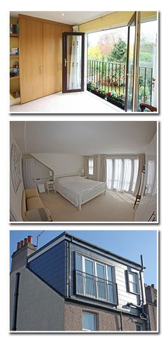 Dedicated loft conversion specialist covering the whole of the London area - Loft conversions - South London Loft Conversion Doors, Loft Conversion Balcony, Loft Conversion Extension, Loft Conversion Bedroom, Loft Conversions, Rear Extension, Attic Loft, Loft Room, Attic Rooms