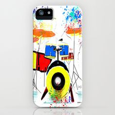 the beats  iPhone Case by bri.buckley - $35.00