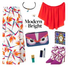 How To Wear modern + bright Outfit Idea 2017 - Fashion Trends Ready To Wear For Plus Size, Curvy Women Over 20, 30, 40, 50