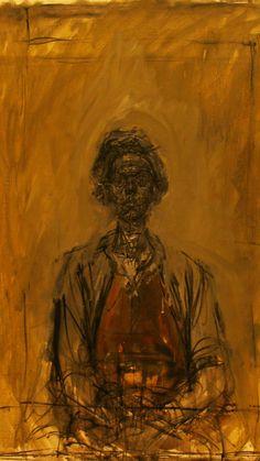 Swiss week Sculptures and paintings by Alberto Giacometti Giacometti Paintings, Art Paintings, Figure Painting, Painting & Drawing, Figure Drawing, Famous Sculptures, Alberto Giacometti, Plastic Art, Max Ernst