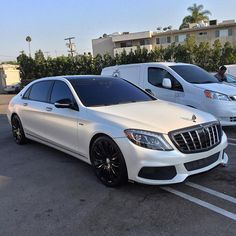 Instagram media by artistic_autodetailing - Maybach ready for the new year #maybach #mercedes #benz #beverlyhills #hollywood #losangeles #cars #car #artistictouch #udc #udcmovement #vehicles