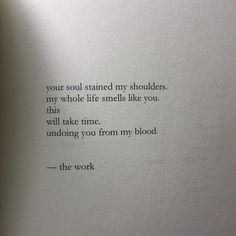 poem. from salt. by nayyirah waheed. 2013. . . . . . . . #salt #nejma #literature #nayyirahwaheed