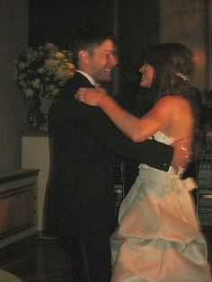 jensen and danneel wedding photos | Jensen & Danneel's Wedding - Jensen Ackles Photo (14045667) - Fanpop ...