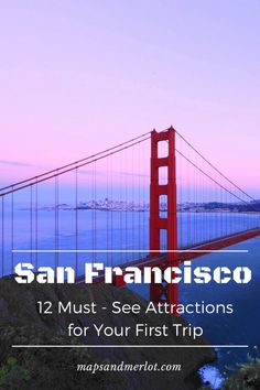 Discover the top attractions in San Francisco, California! Explore what to do with 3 days in the city and how to make the most of your visit.