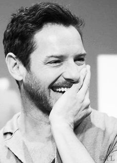 Ian Bohen at Nemeton ItaCon, Italy