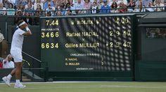 Nadal admite erros em derrota e critica divisão de partidas em Wimbledon - 10/07/2017 - UOL Esporte
