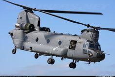 Netherlands AF CH-47F Chinook