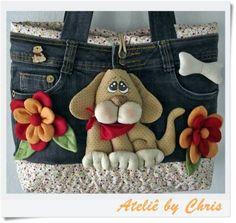 Bolsa da Ateliê by Chris