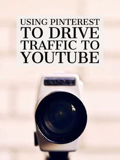 How to Use Pinterest to Drive Traffic to YouTube The super awesome Sunny Lenarduzzi invited me to collab on her YouTube channel. Sunny is KILLING over there. Wondering how Pinterest can help with your YouTube channel? Tune in and see.