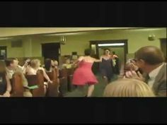 The Best  Wedding Entrance Dance Ever   Chris Brown   Forever...  make me smile. every.single.time.