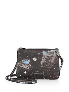 f705024d29a6 Marc by Marc Jacobs Double Percy Stargazer Crossbody Bag Reusable Bags,  Stargazer, Michael Kors