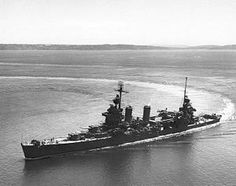 Ship- USS New Orleans (CA-32), Heavy Cruiser