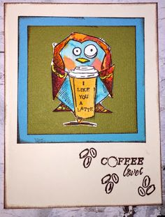 Two Crafting Sisters: Spring Coffee Lovers Blog Hop!