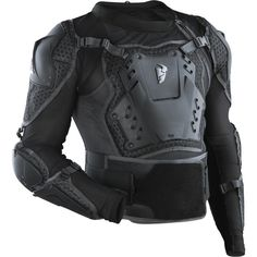 Thor Impact Rig SE Motocross Body Guard  Description: The Thor Impact Rig Body Protector is overloaded with       features..              Confidence Inspiring Protection                      Micro-mesh chassis with external seams for comfort                    Side mounted YKK chest zipper averts chest plate                   ...  http://bikesdirect.org.uk/thor-impact-rig-se-motocross-body-guard/