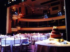 The Opera House/Galveston tx Chopin Mon Ami Catering and Cakes