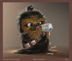 Baby Chewie!!
