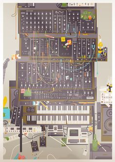 WE ARE IN THE MUSIC BIZ - cruschiform