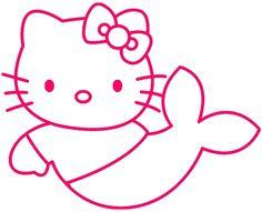 Amazon.com  Hello Kitty Mermaid 6