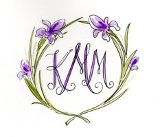 Custome Monogram PVE Design 2