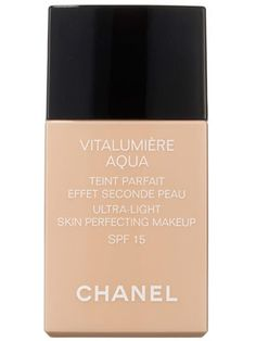 Lighten up: Chanel Vitalumière Aqua Ultra-Light Skin Perfecting Makeup