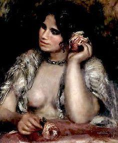 Pierre-Auguste Renoir 1841-1919   The Models