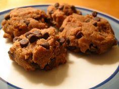 Vegan Almond Butter Coconut Bite Cookies