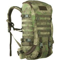Wisport ZipperFox 40L Rucksack A-TACS FG | Backpacks & Rucksacks | Military 1st