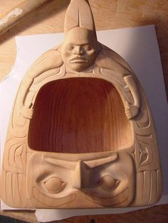 Tsimshian Art By John C Hudson Native American Masks, American Indian Art, Haida Art, Tlingit, Native Design, Indigenous Art, Art Themes, Totems, Show Photos