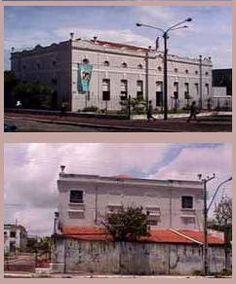 Fortaleza Nobre | Resgatando a Fortaleza antiga: Teatro São José