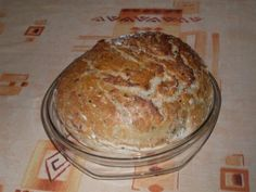 Jednoduchý domáci chlebík, Chlieb a pečivo, recept | Naničmama.sk Lose Weight, Food And Drink, Cheese, Pizza, Recipes, Basket, Recipies, Ripped Recipes, Cooking Recipes