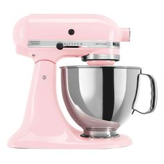 KitchenAid Artisan Series Stand Mixer in Komen Pink