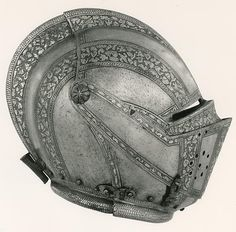 Close Helmet for Foot Tourney at the Barriers, c.1570/80
