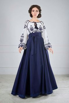Ukraine, from Iryna 80s Fashion, Modest Fashion, Hijab Fashion, Fashion Dresses, Korean Fashion, Pretty Outfits, Pretty Dresses, Beautiful Dresses, Dress Skirt