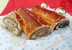 Bejgli kelesztés nélkül Hungarian Recipes, Holiday Cookies, Meatloaf, Sweet Recipes, French Toast, Deserts, Breakfast, Dios, Essen
