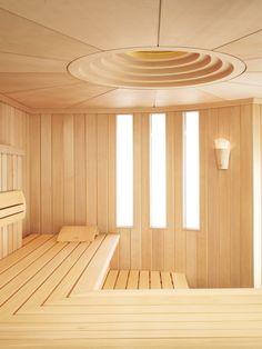 46 Sauna bath – Spa: The best ideas - Home Design Ideas Sauna Design, Küchen Design, House Design, Garden Design, Sauna Steam Room, Sauna Room, Scandinavian Saunas, Modern Saunas, Contemporary Saunas