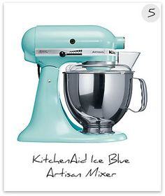 I have always wanted one of these. This is a pretty color.